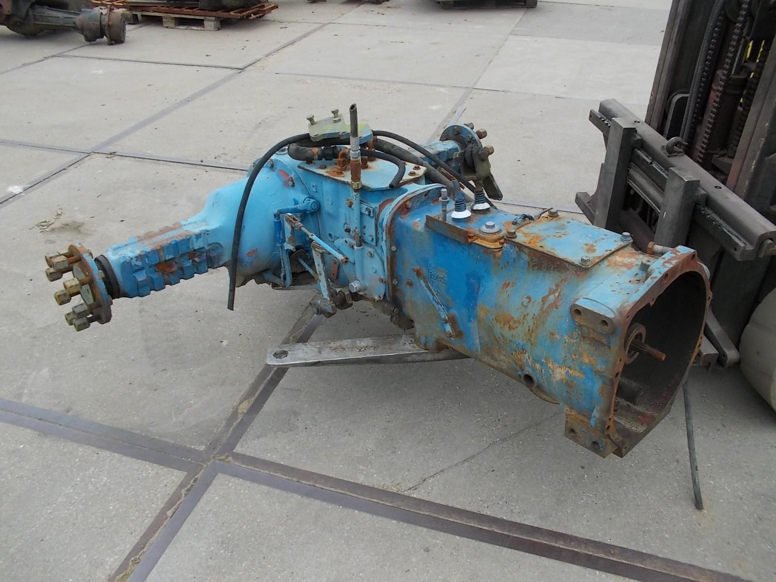Ford 4610 Achterbrug Versnellingsbak