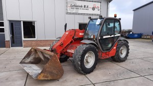 Manitou MLT 633LST