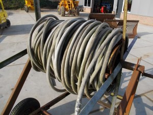 grond kabel YMvK 20 mm2