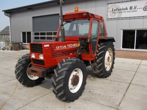 New Holland ? Fiat 110-90 DT