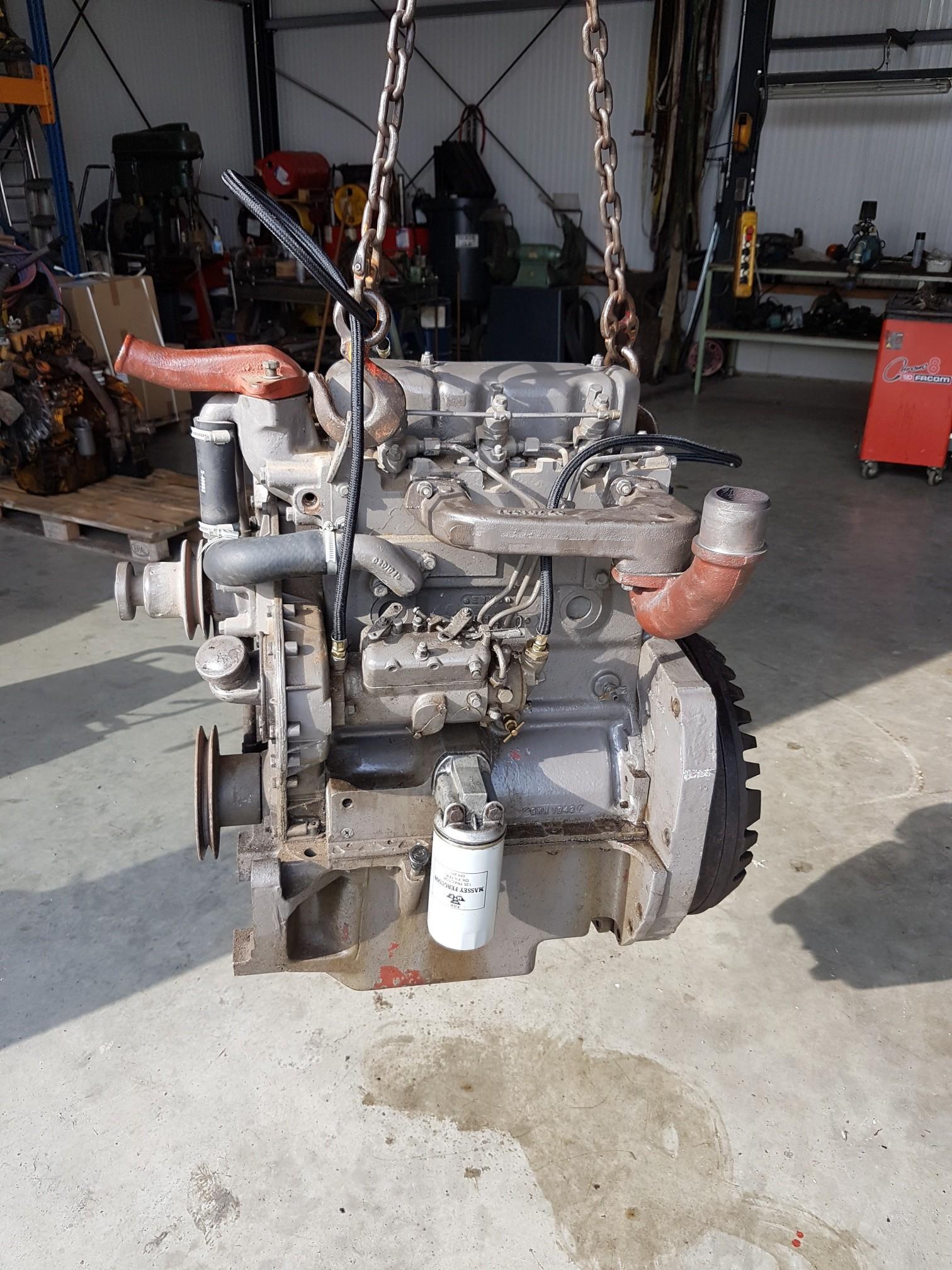 Perkins AD3 152 tractormotor MF 135