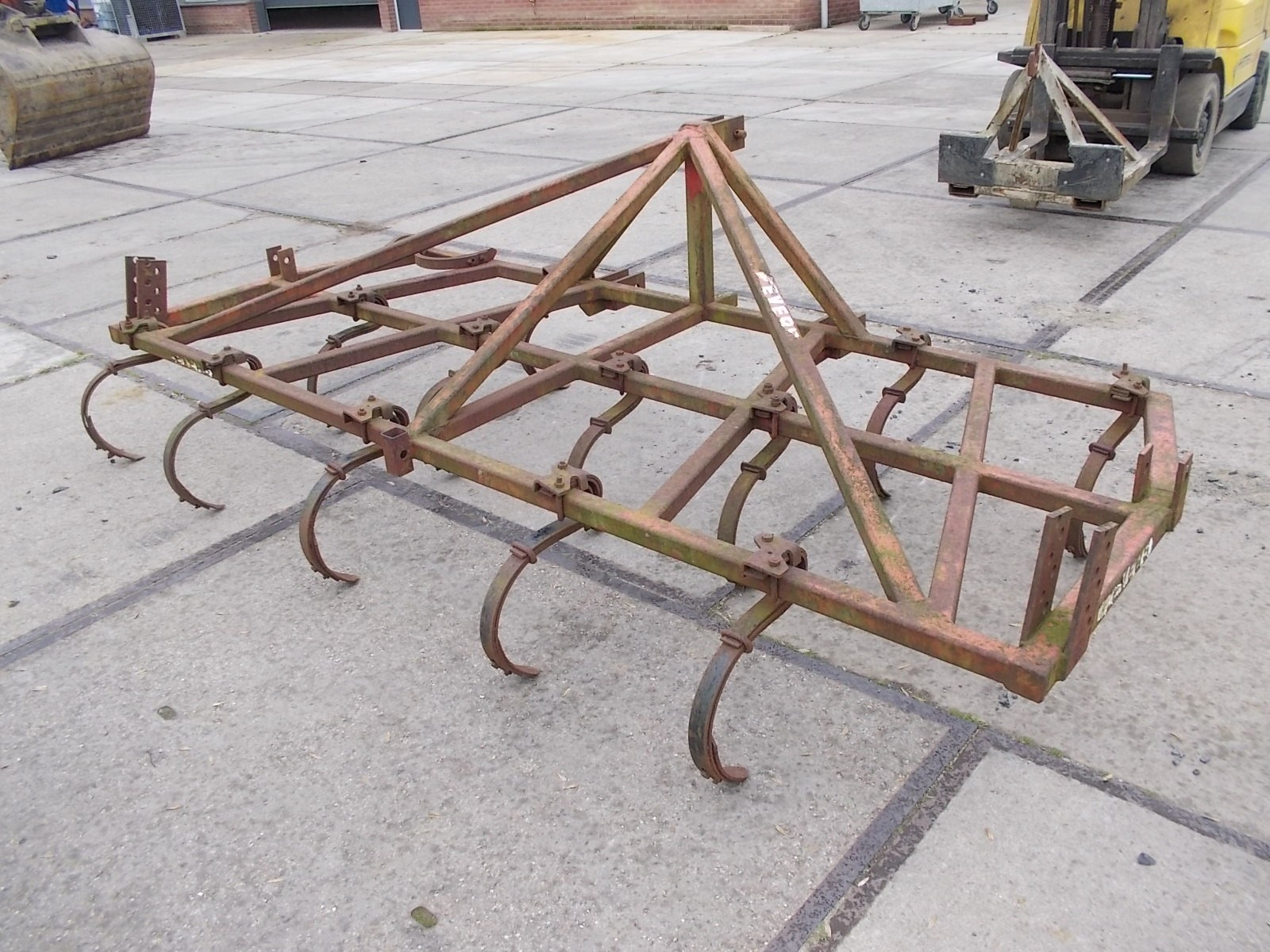 Evers triltand cultivator