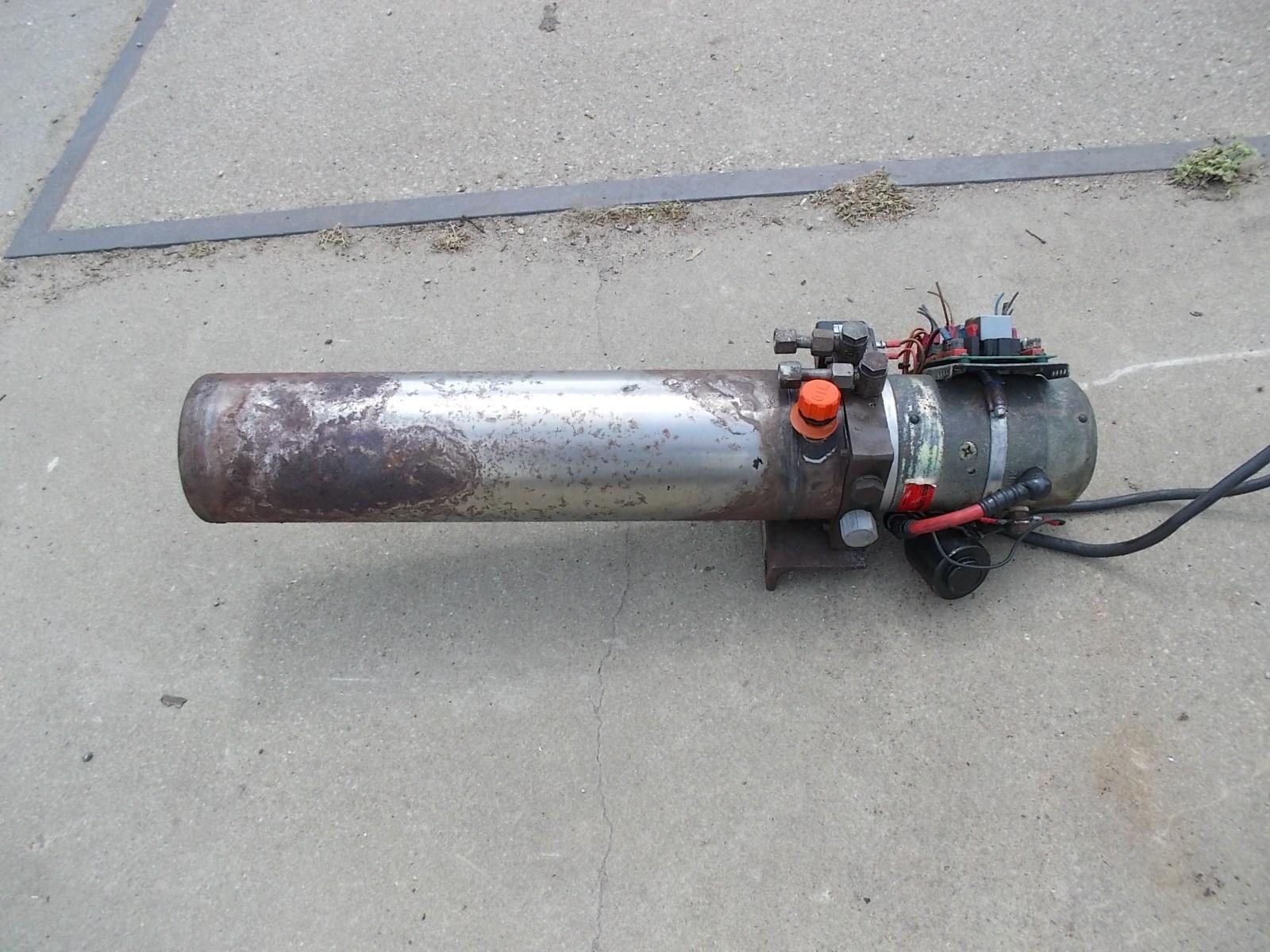 Fenner Fluid Power, Hydraulic pomp.