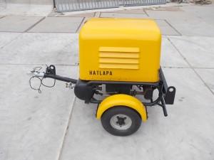 Hatlapa Mobiele luchtcompressor